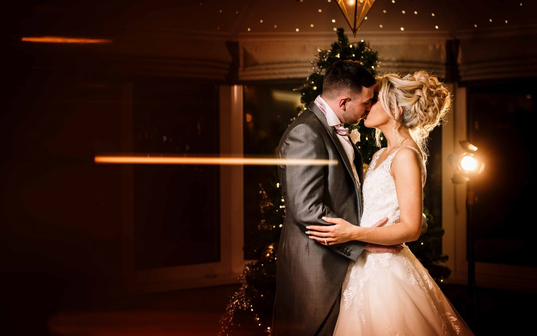 Thornton Hall Winter Wedding