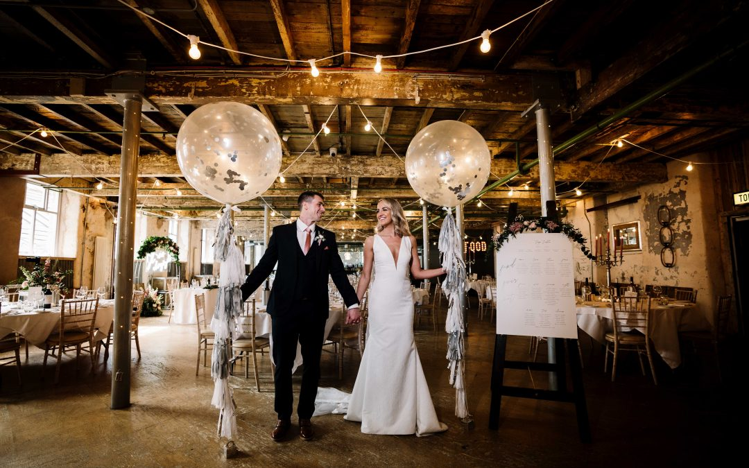 Holmes Mill, Clitheroe Wedding