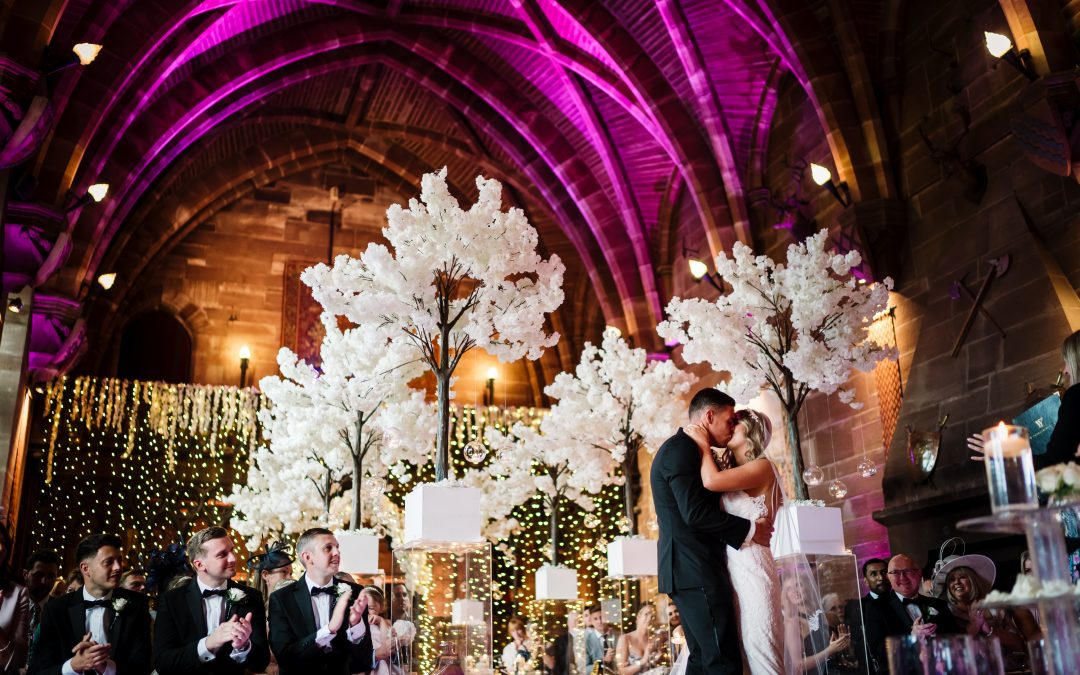 Peckforton Castle, Fairytale Wedding