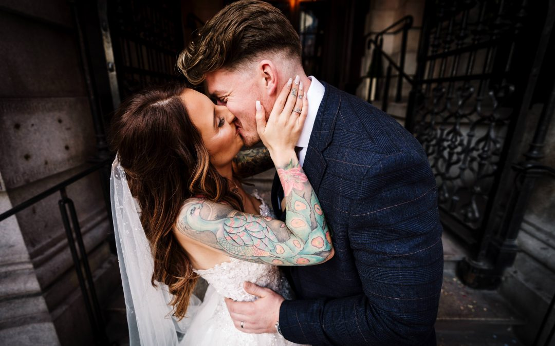 Tattoo Artist Ties The Knot At 30 James St
