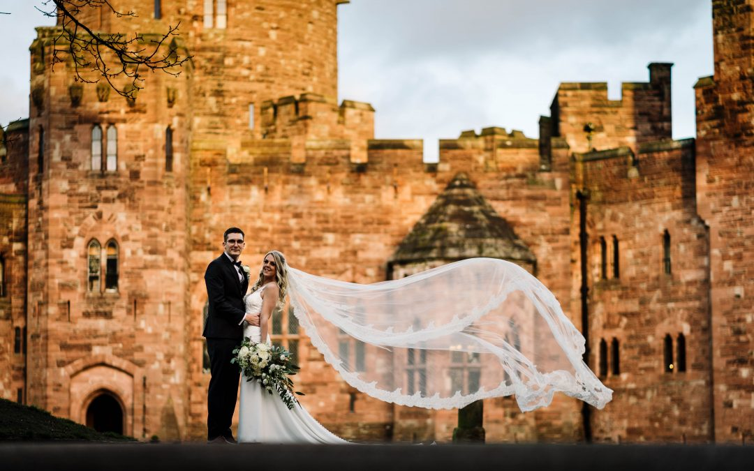 Peckforton Castle, Winter Wedding