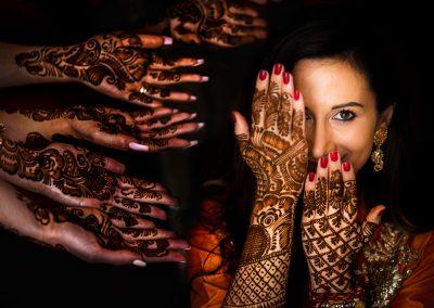 Cheshire wedding Indian photography